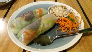 Summer Rolls from Golden Lotus