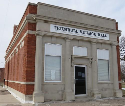 Trumbull, Nebraska Village Hall