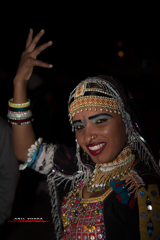 Kalbelia dancers