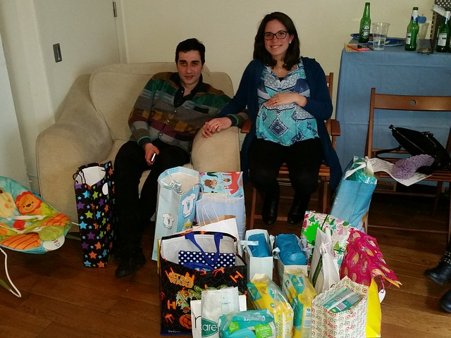 Baby shower for Nathaly