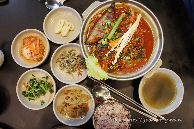 8.Oiso Korean Traditional Cuisine & Café @ Bangsar south