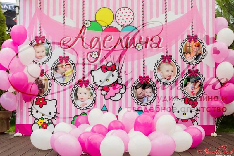 Свадебный Декор и Флористика от АЙЛАВЬЮ  > Представляем вам небольшую подборку фотографий с нашего праздника в стиле Hello KITTY!
