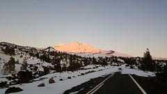 Teide & snow