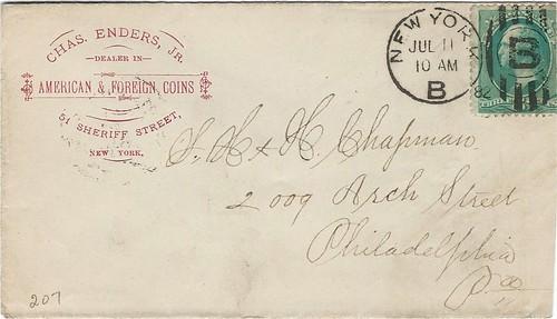 ENDERS July 11, 1882