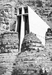 Holy Cross Chapel in Sedona, AZ