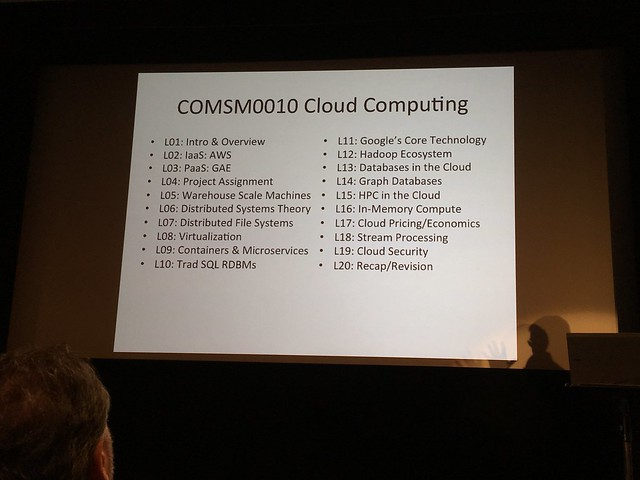 Cloud Computing Curriculum
