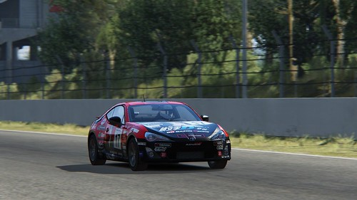Toyota GT86 - K-one racing - 86-BRZ Race 2015 - Initial D - Assetto Corsa (2)