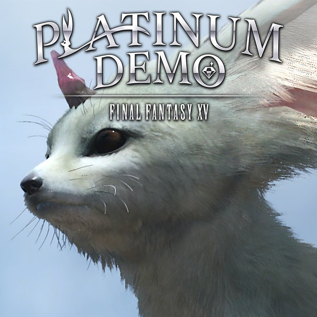 Final Fantasy XV Platinum Demo
