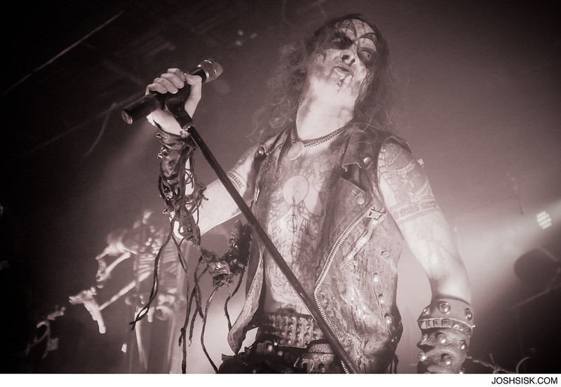 Watain @ Soundstage