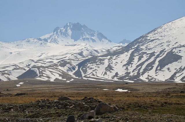 Mount Erciyes (Argaeus), Turkey