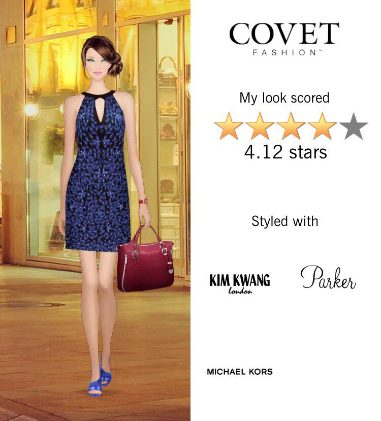 Covet | Paper Doll Book | Page 162