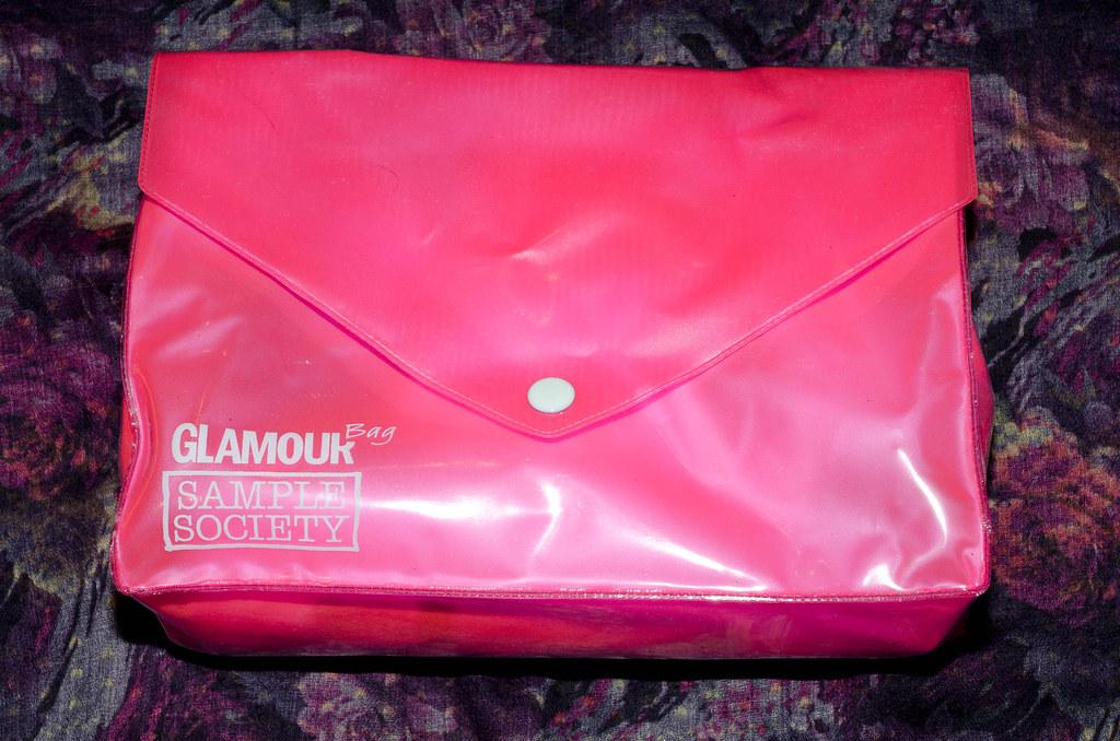 glamour bag февраль 2016 отзыв, состав