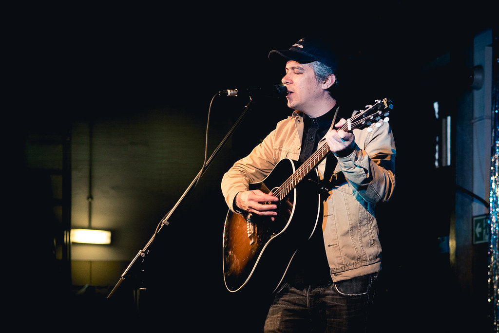 M. Ward at Rough Trade