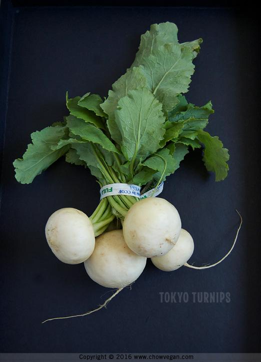 Bunch of Tokyo Turnips