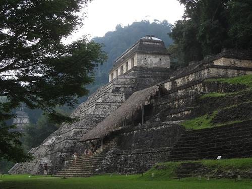Palenque: el Templo de las Inscripciones