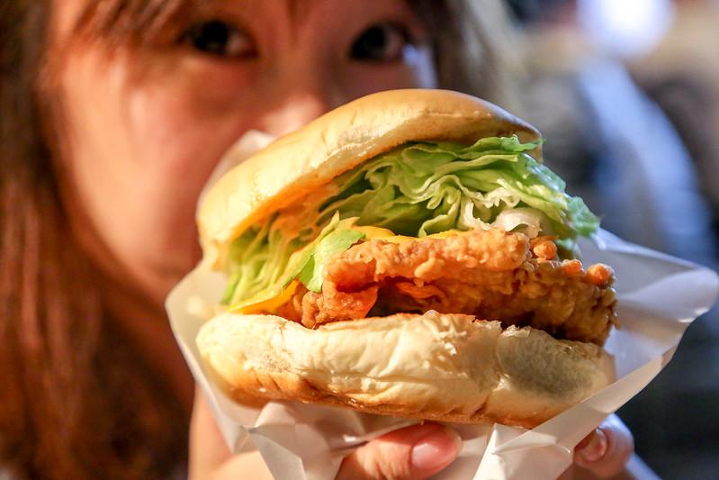 台北炸雞,德州美墨炸雞 @陳小可的吃喝玩樂