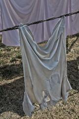 Dhobikhana laundry line