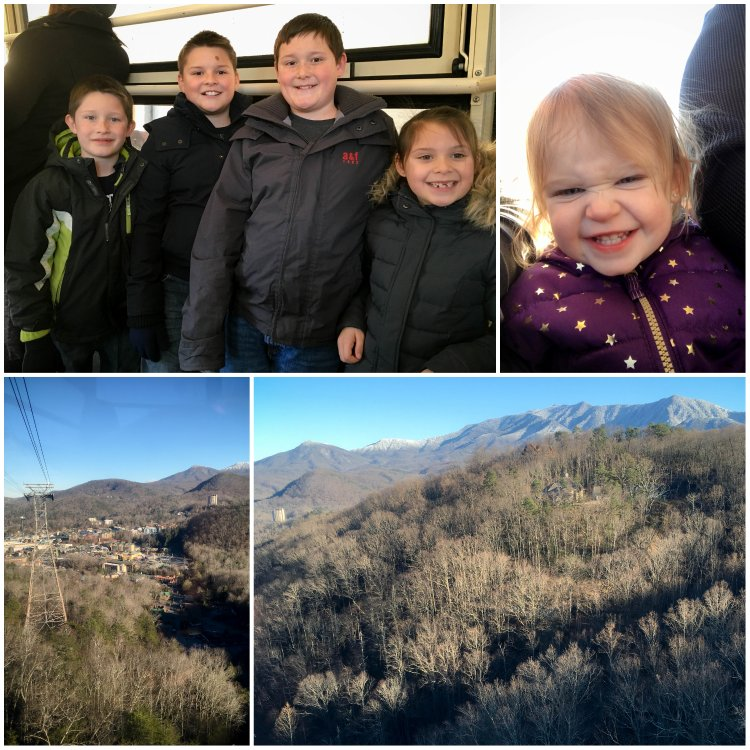 aerial tram to ober gatlinburg