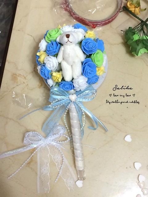 新娘捧花DIY (1)