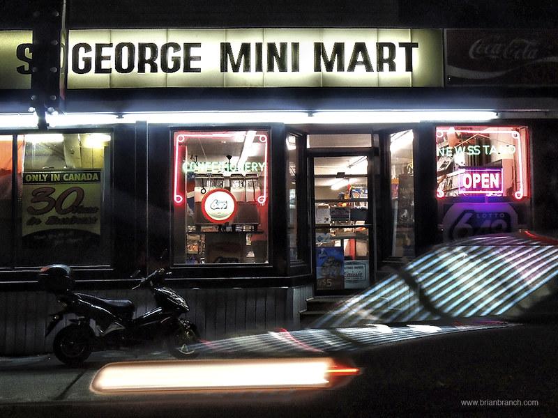 St-George Mini Mart