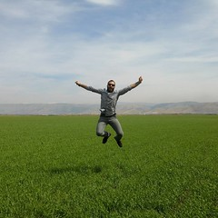 'Be happy not because everything is good, but because you can see the good in everything'...Happy International Day of HAPPINESS! Stay happy and positive 😀 #happiness #internationaldayofhappiness #happy #bekaa #livelovebekaa #livelovebeirut #jump