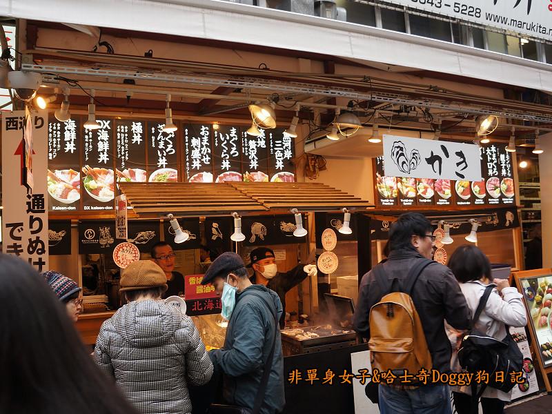 日本築地市場海膽蓋飯31