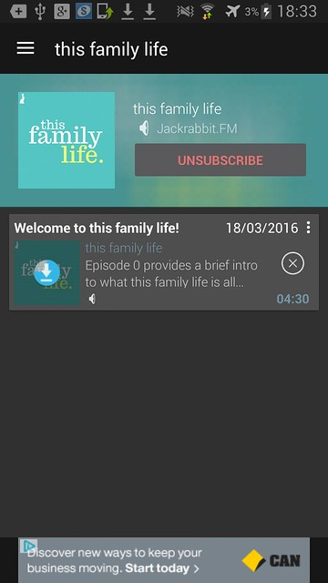 7 download episode this family life