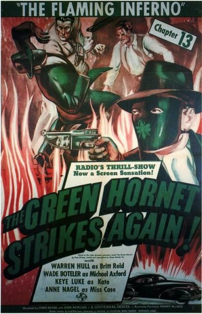 (1941) The Green Hornet