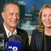 Tom Hanks and Kirsty Young by cheese_scientist