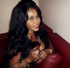Wine with Sabine Mondestin