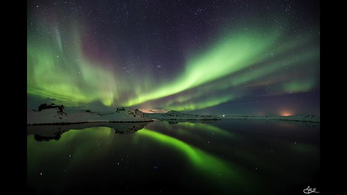 Dancing Sky, Myvatn