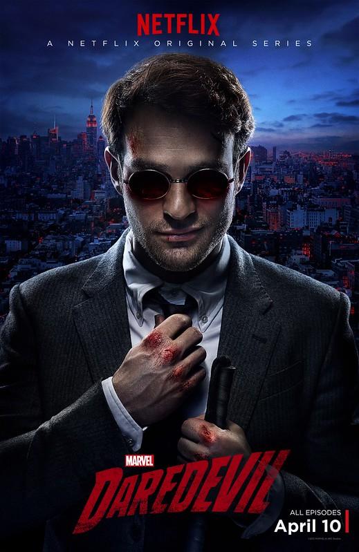 Daredevil - TV Series - Poster 2