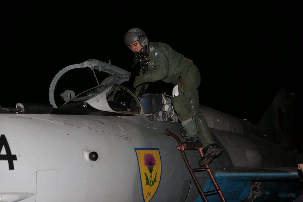 Aspect de la exercițiul bilateral româno-canadian se află în plină desfășurare la Baza militară de la Mihail Kogălnicean (15)