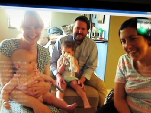 Hannah, Maggie, Josiah, Lou & Bethany