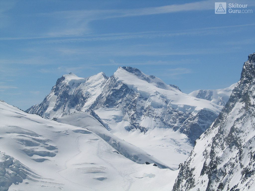 Allalinhorn Walliser Alpen / Alpes valaisannes Switzerland photo 17
