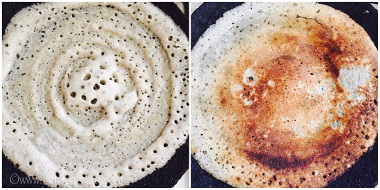 Black urad dal Dosa Recipe for Toddlers and Kids - step 6