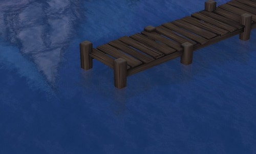 Bright Haven: Long Pier
