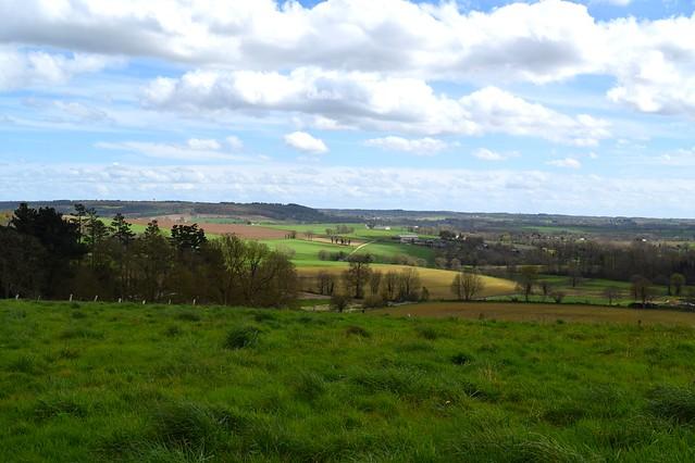 Panoramic Views in Brittany, France | www.rachelphipps.com @rachelphipps