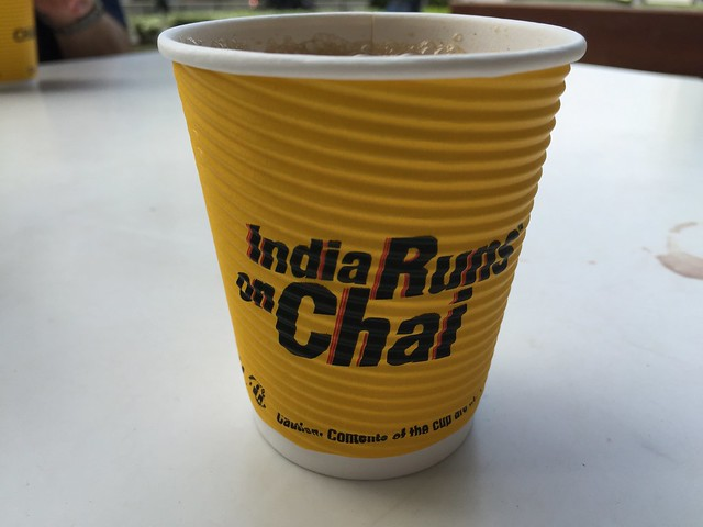 India Runs on Chai™