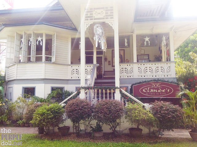 Claude's in Davao