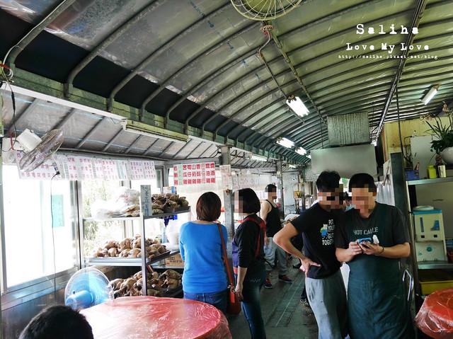 陽明山竹子湖附近餐廳青菜園 (11)