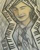Musician. #ZuraBalanchivadze #zurriuss #art #artsy #artist #artistic #artoftheday #instaart #picture #painting #drawing #artpeople #gallery #photooftheday #instapic #pastel #oilpastel #artcolor #colors #character #instagood #picoftheday #amazing #all_shot