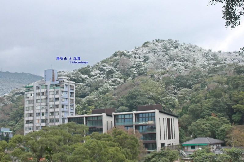 2016-台北陽明山-瑞雪-難得一見的雪白山景-17度C隨拍 (165)