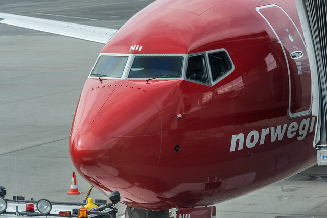 LN-NII | Boeing 737-8JP | Norwegian Air Shuttle | OSL