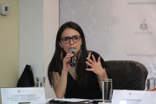 17 Febrero 2016 Presentación de Borde Político Jalisco, Plataforma Digital