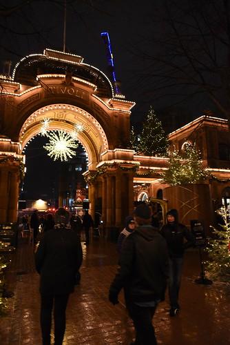 Travel: New Years Even in Copenhagen and Tivoli Gardens