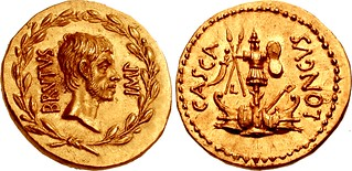 Portrait Brutus Aureus