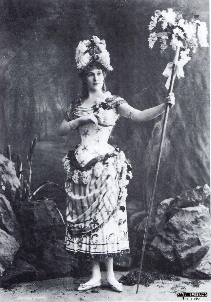 19世纪芭蕾剧舞台设计07