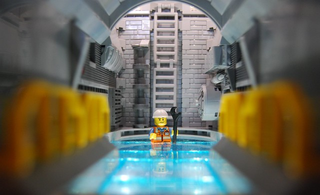 Unplanned Maintenance - Main Services Tunnel, Sector M11