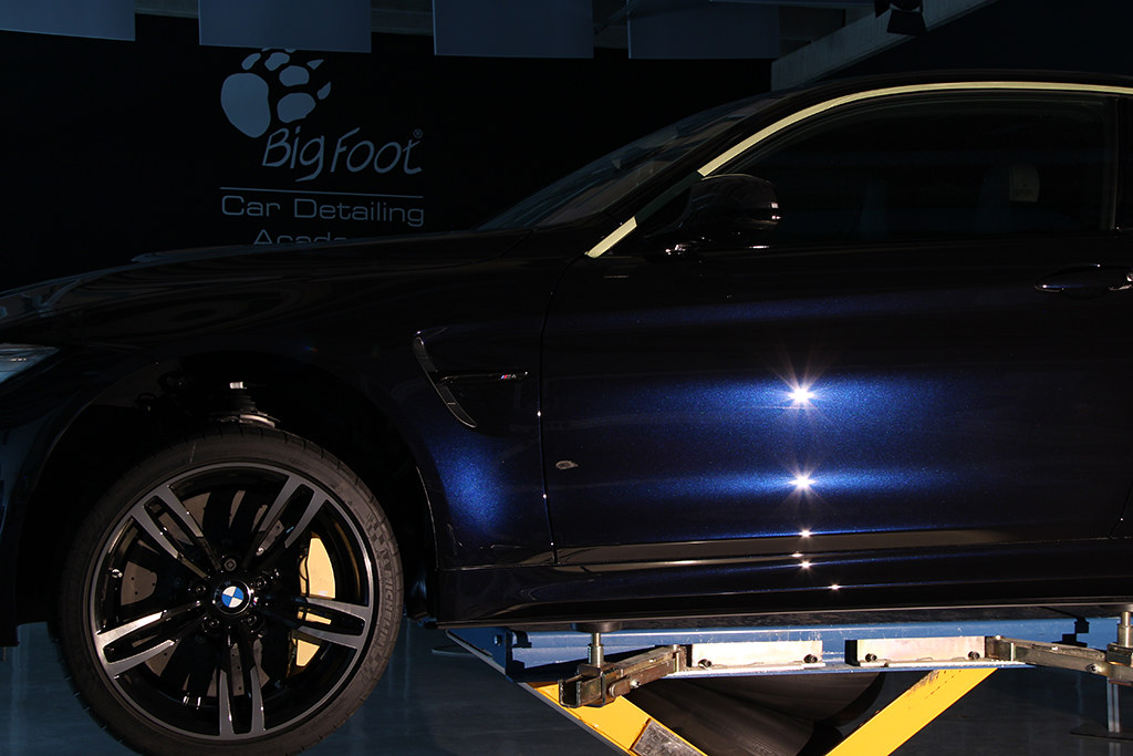 BigFoot Centre - BMW M4 Azuritschwarz, protezione totale 24743001883_d561b55d19_b